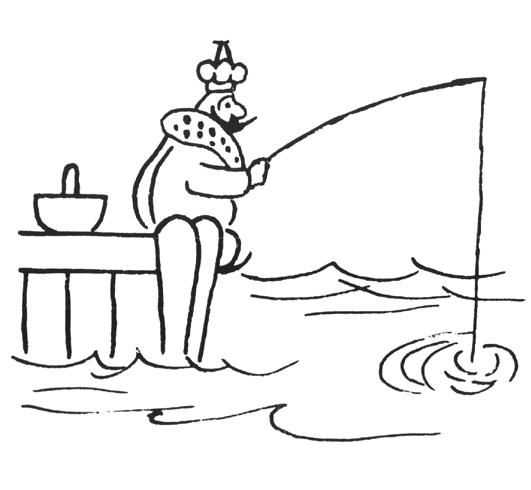 стимульный материал рыбаков